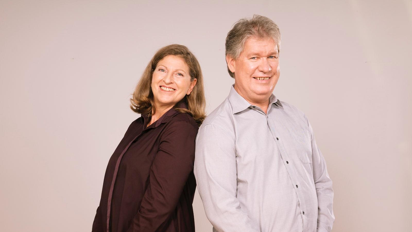 Monika Sacher und Herbert Witschnig